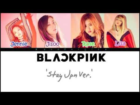 BLACKPINK 'Stay Jpn Ver.' (LONG VERSION) Color Cod