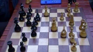 ajedrez callejero (Veselin Topalov-Ferrari) ***