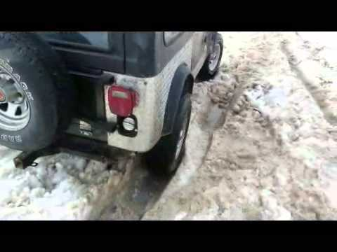 STUCK off roading 1