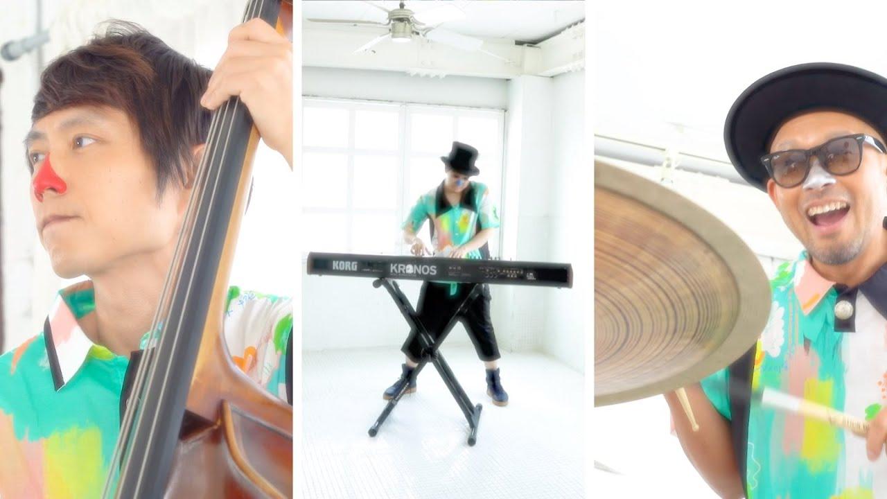 """H ZETTRIO - """"気分上々 - Woo - he!! -""""のMVを公開 12ヶ月連続配信シングル第6弾 thm Music info Clip"""