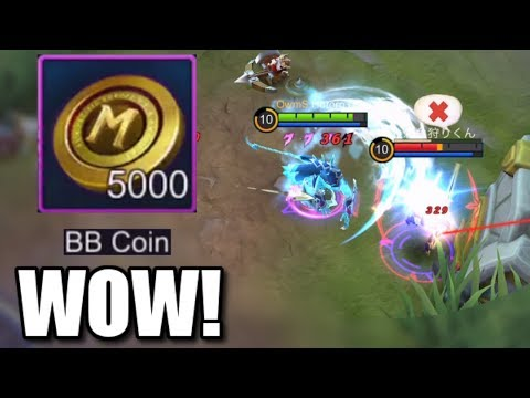 I GOT 5000 BB COIN IN THIS GAMEPLAY