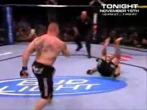 Brock Lesnar Highlights
