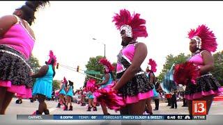 Circle City Classic Parade