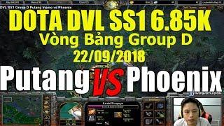 Dota DVL SS1 Group D Putang Inamo vs Phoenix