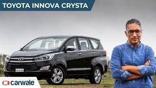 Toyota Innova Crysta | Here's Why Everyone Wants One | CarWale
