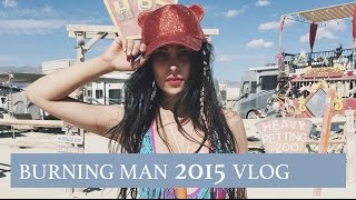 American Roadtrip part 2: Burning Man - Anna Nooshin