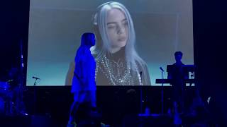 Billie Eilish - lovely (Live 2018)