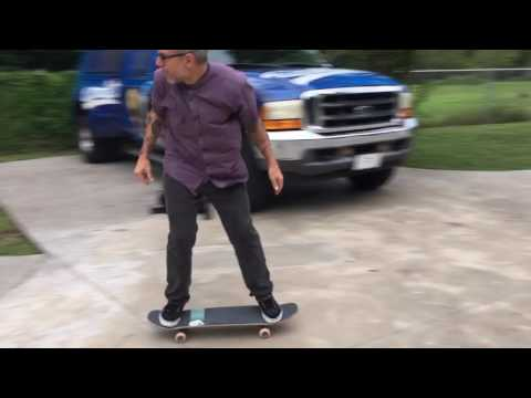 Ryan Clements at the Dream Driveway