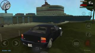 GTA Liberty City Stories на Lenovo P780