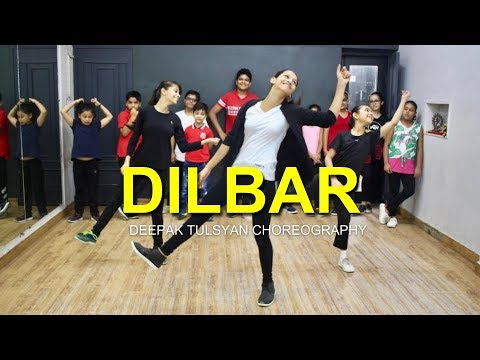 DILBAR Dance | Full Class Video | Kids | Nora Fatehi | John Abraham | Deepak Tulsyan Choreography