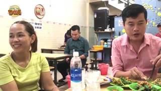 Đi chợ Bà Hoa phát hiện quán ốc ngon đến mức vợ chồng Trường Giang tuần nào cũng tới ăn???!!!