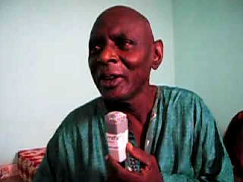 Mourtoudo Diop Mauritanie aout 2008