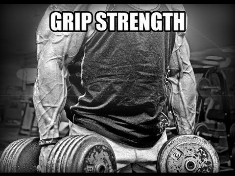 How To Build Grip Strength & Muscular Forearms Image 1
