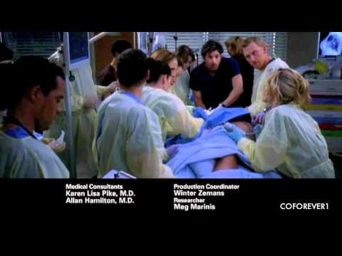 7x18 Greys Anatomy Promo1 Mark Callie Video Fanpop