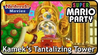 Super Mario Party: Kamek's Tantalizing Tower (2 Players, 20 turns, Master Difficulty)