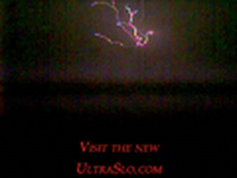 Lightning @7000 FPS in UltraSlo