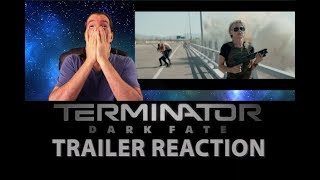 This Franchise's Fate Looks Dark Indeed | Terminator Dark Fate Trailer #2 Reaction