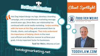 Hot Dog Marketing Promotional Video | Founding Austin Facebook Ad - Todd Ver Weire