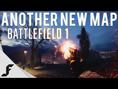 Battlefield 1 New Map! - Prise de Tahure Gameplay