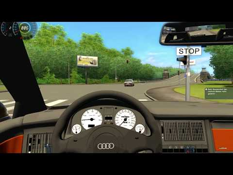 City Car Driving 1.2.5 Audi RS2 1995 *HD* G27
