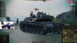 "Стрим из ""песочницы"" ака Sandbox World of Tanks"