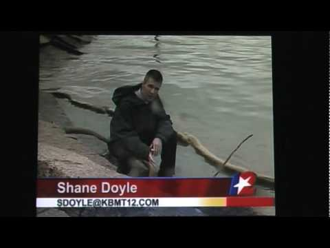Port Arthur, TX Ch 12 News