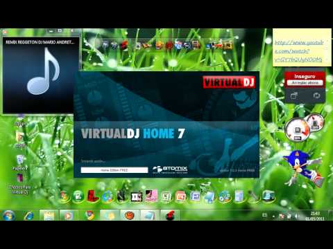 virtual dj 7 skins pioneer para portatiles minis notebook