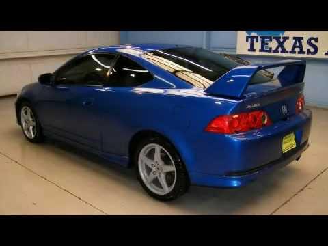 Pre-Owned 2005 Acura RSX Type-S San Antonio TX - YouTube