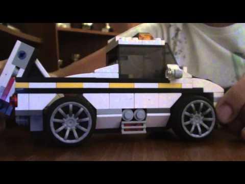 Lego Creator|31006-Спидстеры