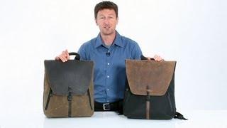Staad Laptop BackPack by WaterField Designs - SFbags