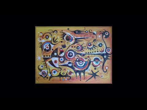 VIDEO GALERIA DE ARTE MODERNO (J. Toledano)