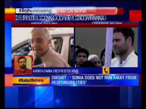 Serious doubts over Rahul Gandhi: Sheila Dikshit