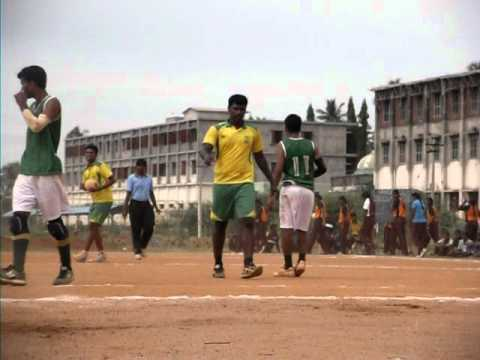 Handball Match- Kacpe V s Sports University video
