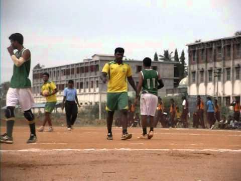 Handball Match- Kacpe V s Sports University video
