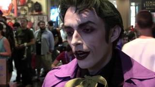 The King of Joker Cosplay