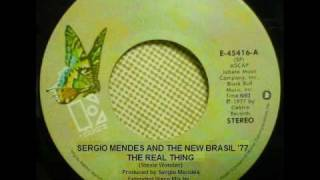 Sergio Mendes The Real Thing Leonard Rroy Extended Mix