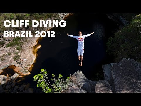 Cliff Diving in Brazil – Orlando Duque 2012