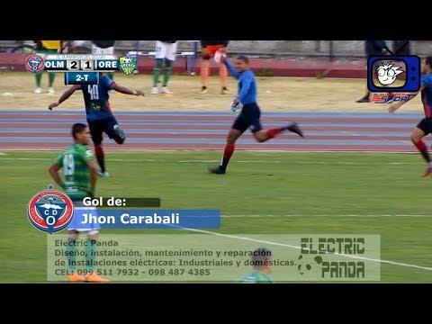 CD Olmedo 2 - 1 Orense SC - EL Guambron Sport