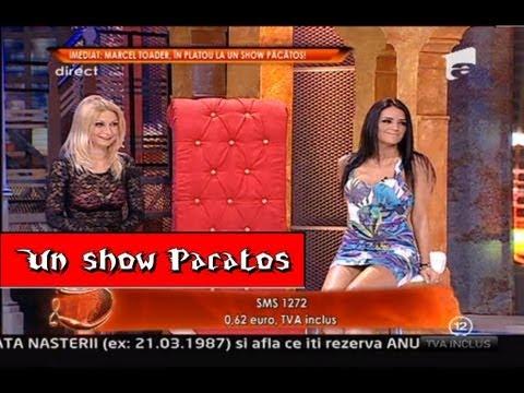 Confruntarea Asistentelor Pacatoase Andreea Vs Simona - Un Show Pacatos