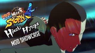 Naruto Shippuden Ultimate Ninja Storm 4 - Hiashi Hyuga Mod Showcase