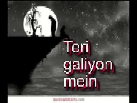 Teri galiyon mein na rakhenge kadam...................