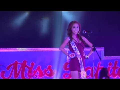 Miss Dapitan 2014 All Candidates Dance and Swimsuit