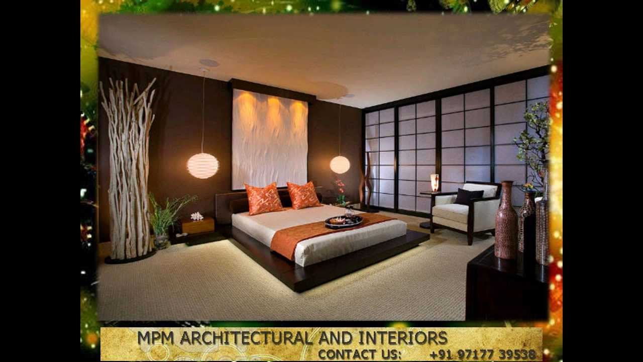 Best interior design master bedroom youtube for Bed room interior design images