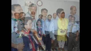 প্রোগ্রাম চিত্রে জেলা স্কাউটস যশোর