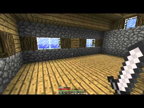 Ticarete Koyuluyoruz ?! - Minecraft : Superflat Survival - Part 2