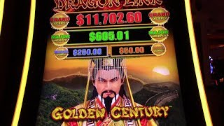 Golden Century Dragon link $12.50 a pull! Let's give it a spin! Wynn Season 1