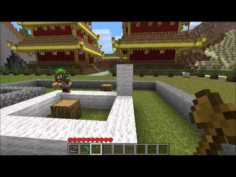 Minecraft Tutoriel WorldGuard + Worldedit