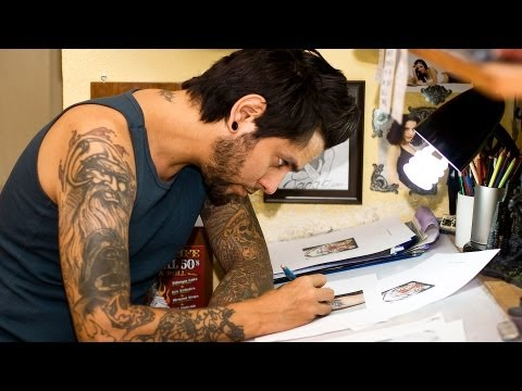 How to Practice Tattooing   Tattoo Artist