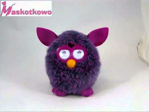Furby 2012 Violet - One Furby Two Personalities
