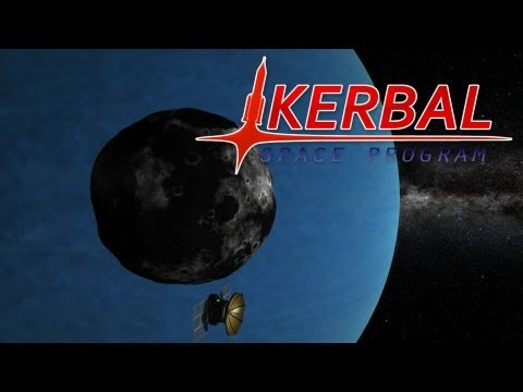 Kerbal Space Program - Universe Replacer (Mod Cinematic)